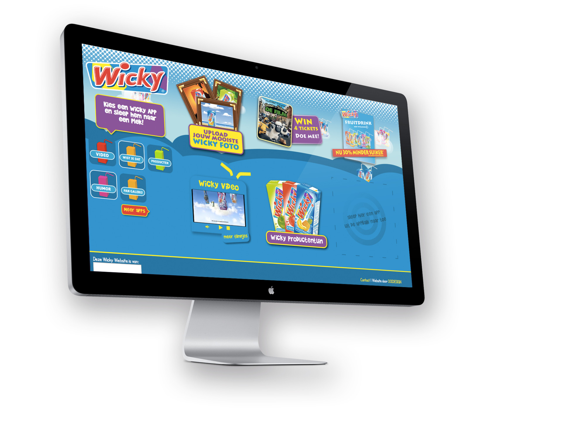 Wicky website